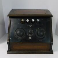 Antique 1925  Gilfillan Neutrodyne Radio Model GN3  95 Years Old!