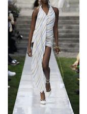Jacquemus La Rivera La Robe Spezia Halter Dress