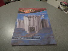HEROSCAPE GUIDE BOOK INSTRUCTIONS FORTRESS