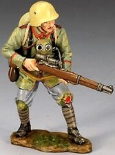 KING & COUNTRY FIRST WAR FW056 WW1 GERMAN STANDING SNIPER MIB