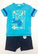 New Size 1 Zara Baby Boys short sleeved t-shirt top Kids & co shorts 12-18 mths