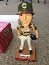 Homer Bailey Cincinnati Reds SGA Bobblehead (New in Box) Camp Coca Cola .