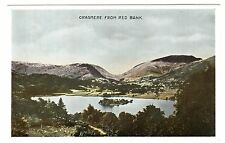 Grasmere From Red Bank - Photo Postcard 1940s