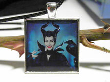 Maleficent, Angelina Jolie, Sleeping Beauty Necklace, Maleficent Necklace