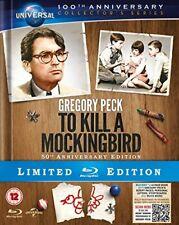 To Kill a Mockingbird [Limited Edition Digibook] [Blu-ray] [1962] [DVD]