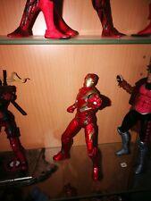 Iron Man Marvel SELECT Disney Store Exclusive Action Figure