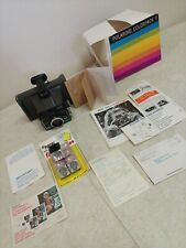 Vintage Collectible Polaroid Color Pack 2 II Land Camera