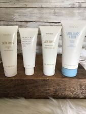 Vintage Mary Kay, Satin Hands Original Buffing Cream & Cleansing Gel