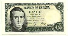 BILLETE DE 5 PESETAS DE 1951 (SC-) BALMES (SERIE 1I)