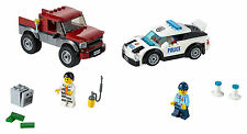 60128 LEGO Police Pursuit City Police Age 5-12 / 184 Pieces / NEW 2016 RELEASE!