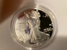 Eagle 2021S Silver Proof Coins