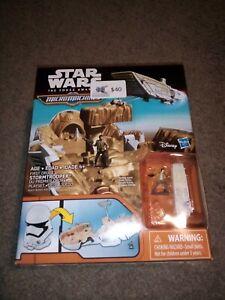 Star wars micro machines Playset