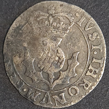 More details for scotland, charles i, 20 pence, 1637-42, 3rd coinage type v, fine with vf details