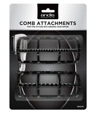 Andis Ceramic Styler 1875 Hatchet Dryer Attachment Comb # 85030