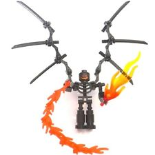 M551 Lego Halloween Ghost Evil Balrog Hell Demon Skeleton Zombie Minifigure NEW