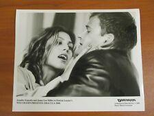 Vtg Glossy Press Photo Jennifer Esposito & Johnny Lee Miller in Dracula 2000