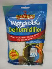 New 151 Moisture Hanging Wardrobe Dehumidifier Damp Bag 210g