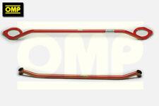 OMP FRONT UPPER & LOWER STRUT BRACE FORD FOCUS MK1
