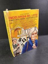 V14 ENCICLOPEDIA DEL LOTTO - LA PIU' COMPLETA - SMORFIA ANTICA E MODERNA - SOGNI