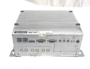 Advantech ARK 3420 Computer WIndows 7 Pro