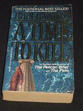 wmf  SALE : JOHN GRISHAM ~ A TIME TO KILL