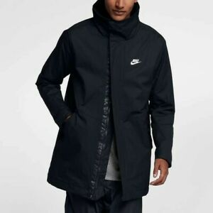 Nike Sportswear Air Max Woven Jacket Hooded 863742 Medium