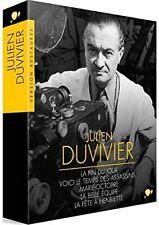 JULIEN  DUVIVIER     5 FILMS    LA FIN DU JOUR ....