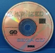 Silpheed (Sega CD, 1993) Disc Only! Free Shipping!