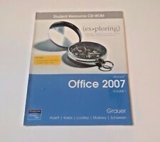 Microsoft Office 2007 Volume 1 Student Resource CD-ROM Exploring Series NEW