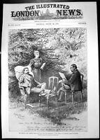 Old 1899 Captain Dreyfus Court Case Maitre Labori Garden Basch Rennes Victorian