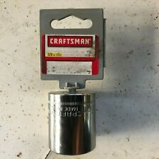 New listing Nos Craftsman (Usa) Made 26Mm 3/8 Dr. 6 Point Socket Very Rare Size Gk 23098