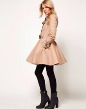 Women's MAC Skater Trench Coats Size UK 6