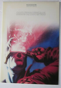 Cyclops Sideshow Exclusive Art Print Unopened.