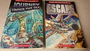 CHOOSE YOUR OWN ADVENTURE BOOK 2 & 8