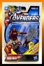 "Marvel THE AVENGERS Concept Series HEAVY ARTILLERY IRON MAN 4"" Action Figure NEW"