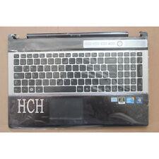 NEW FOR SAMSUNG NP-RF510 RF511 LA Latin Laptop Keyboard  Palmrest COVER