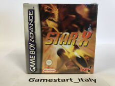 STAR X - NINTENDO GAME BOY ADVANCE GBA - VIDEOGIOCO NUOVO SIGILLATO PAL VERSION