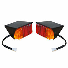 Rear Tail Light Set of 2 Pieces For Mahindra Tractor 4500 4530 3550 5565 5500
