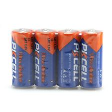 4pcs 1.5V Pkcell LR1 N size Alkaline Batteries 910A MN9100 E90 UM-5 AM5 Battery