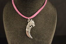 Dragon Fang Pendant - Necklace Fashion Jewelry Brand New! Usa Seller!
