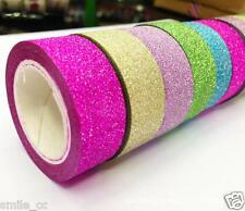5x Washi Sticky Paper Masking Adhesive Decorative Tape Scrapbooking