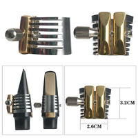 Sax Clarinet Ligature for Alto Tenor Saxophone Mouthpiece Sax Ligature NEW