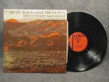 33 RPM LP Record Jump With Merle Koch & Michele's Silver Stope Jazz Band J12-11