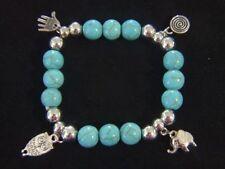 Turquoise Alloy Unbranded Fashion Bracelets