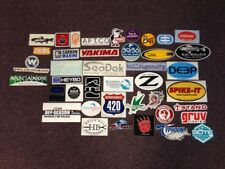 58 Fishing Stickers #58B Frogg Toggs Seigler Reel AFTCO Rod Defender Bubba Blade