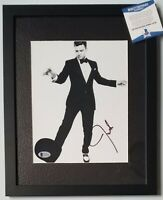 JUSTIN TIMBERLAKE SIGNED PHOTO BECKETT BAS COA BGS 8X10 AUTOGRAPHED MUSIC SINGER