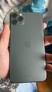 Apple iPhone 11 Pro Max - 256GB - Verde notte (Senza operatore) A2218 (CDMA +...