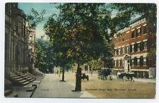 Montreal, Canada postcard - Dorchester St. West