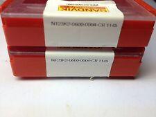 N123K2 0600-0004-CR 1145 SANDVIK INSERT