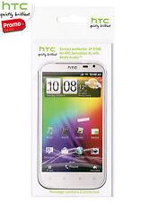 Pellicole originali proteggi schermo trasparenti SP P700 per HTC Sensation XL